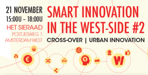 shareNL | Smart Innovation in the West-Side | 21 nov 2013