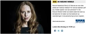 shareNL | BNR | De Nieuwe Wereld | 13 05 2014